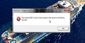 Неудачная попытка запуска GTA IV