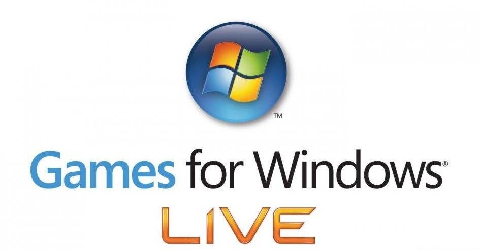Логотип программного пакета Games for Windows Live