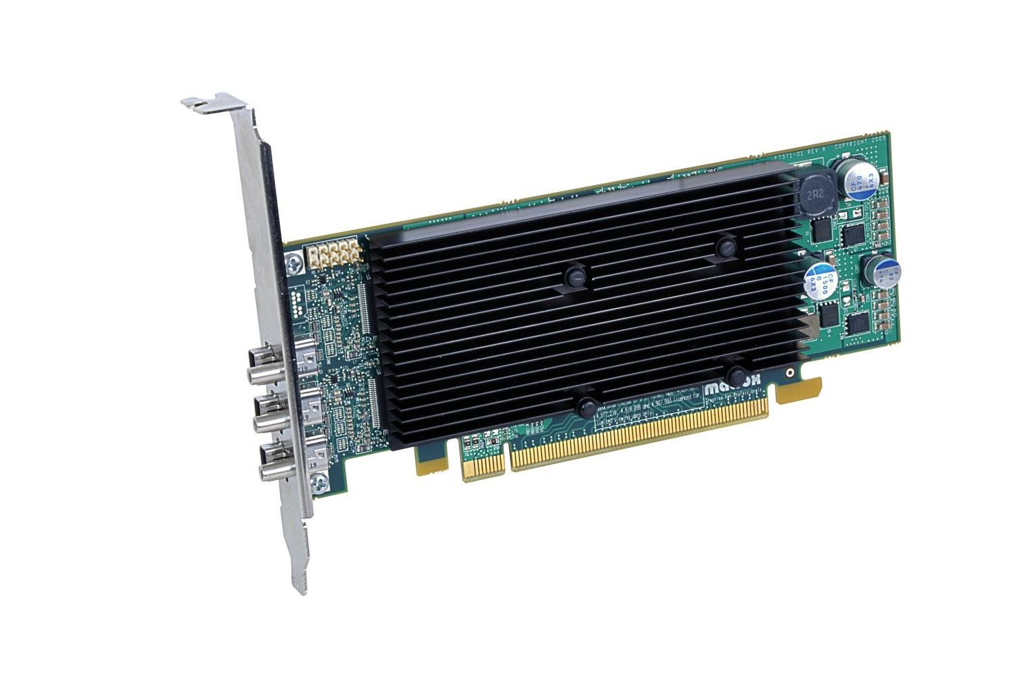 MatroxM9138 PCI-E