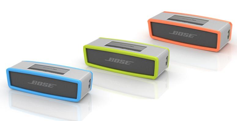 Внешний вид Bose SoundLink Mini