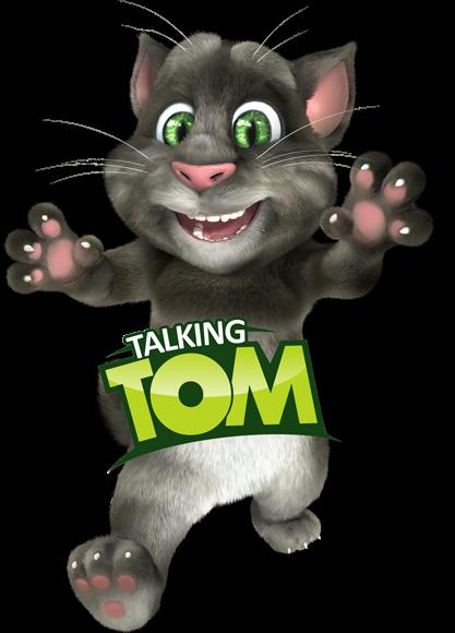 Обложка Talking Tom