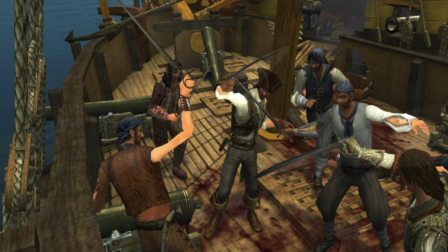 Пираты 2 месть стартеги