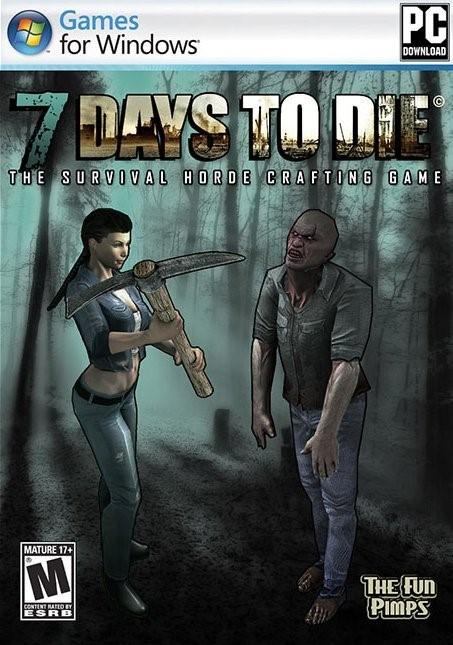Обложка 7 Days To Die