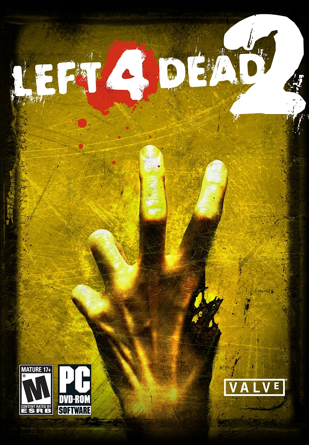Обложка Left 4 Dead 2