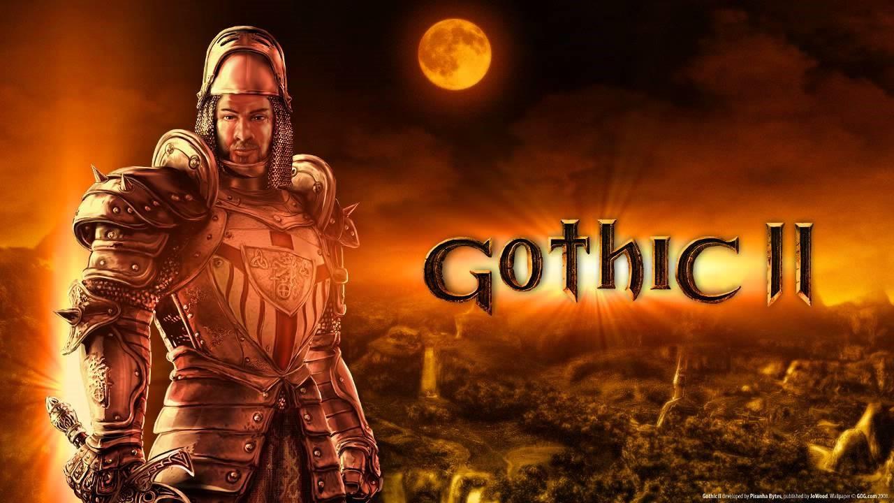 Иллюстрация к Gothic 2