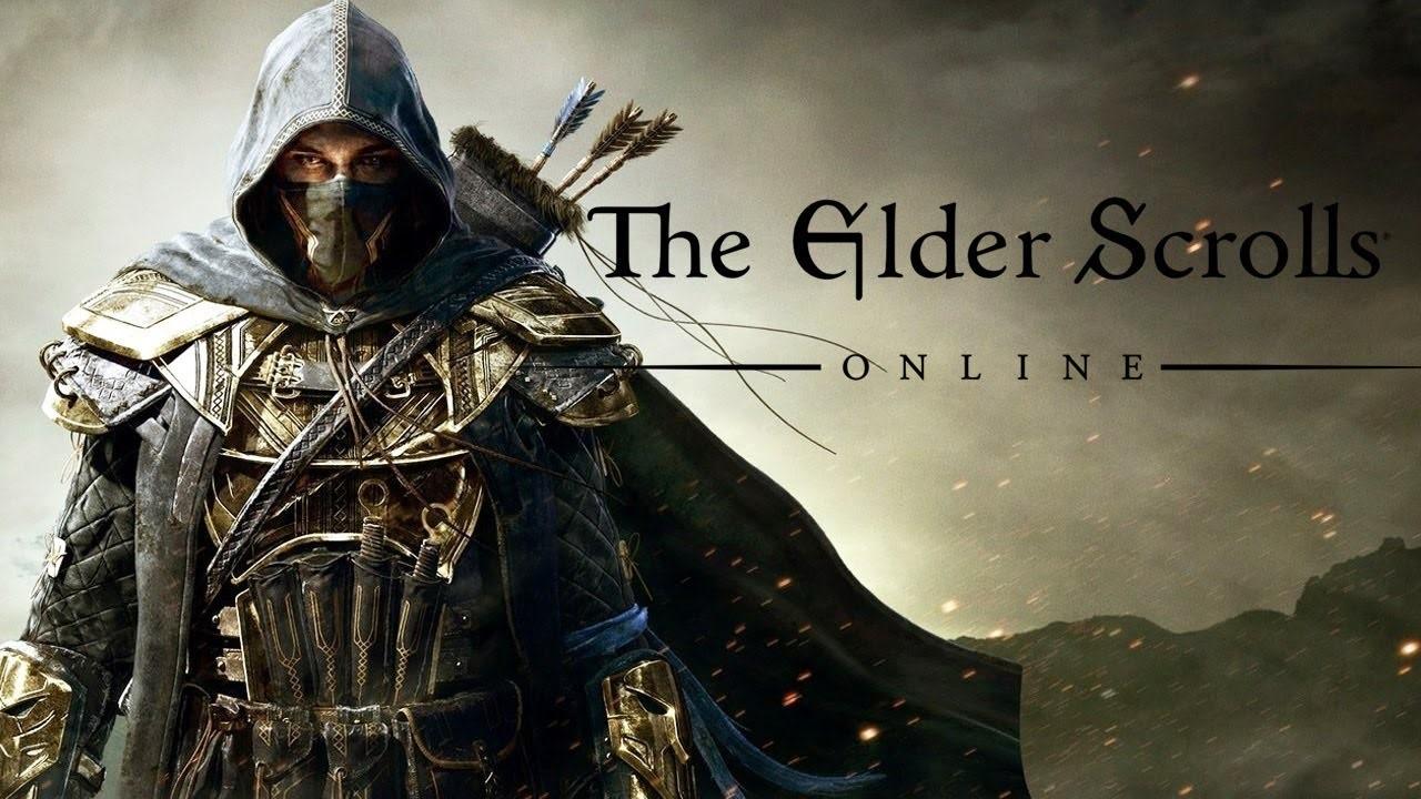 Официальная обложка игры The Elder Scrolls