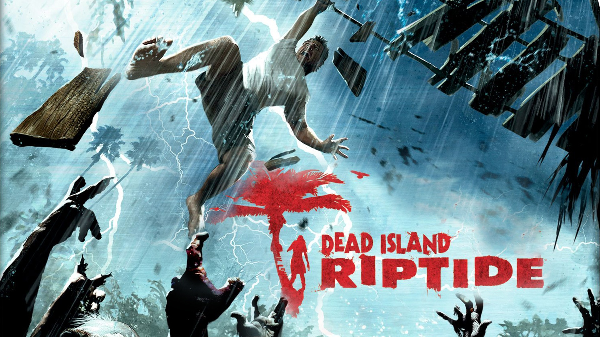Обложка для Dead Island: Riptide