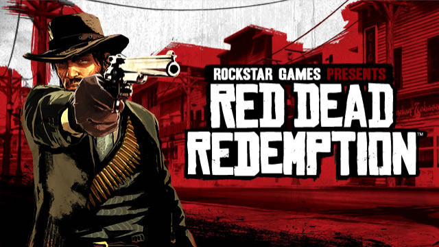 Обложка игры Red Dead Redemption