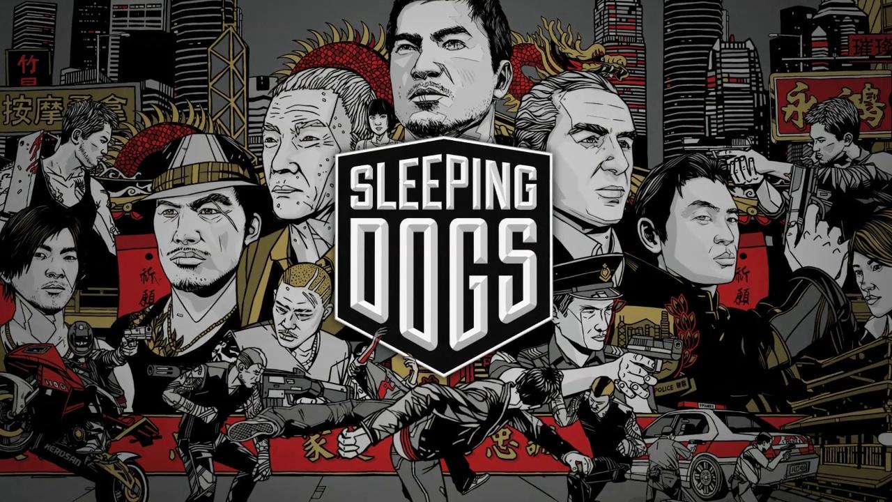 Обложка к Sleeping Dogs