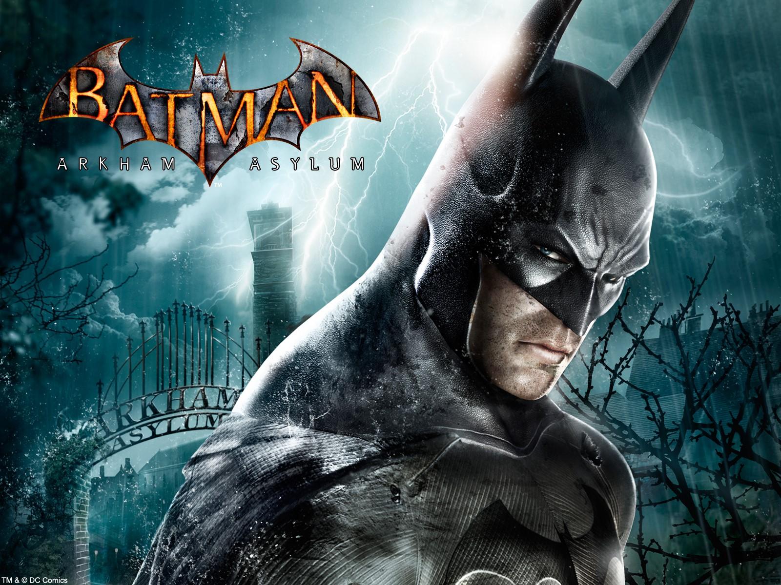Изображение Batman: Arkham Asylum