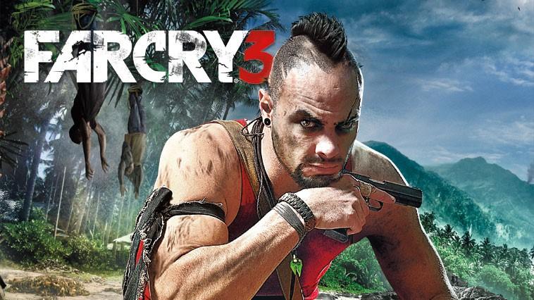Обложка игры Far Cry 3