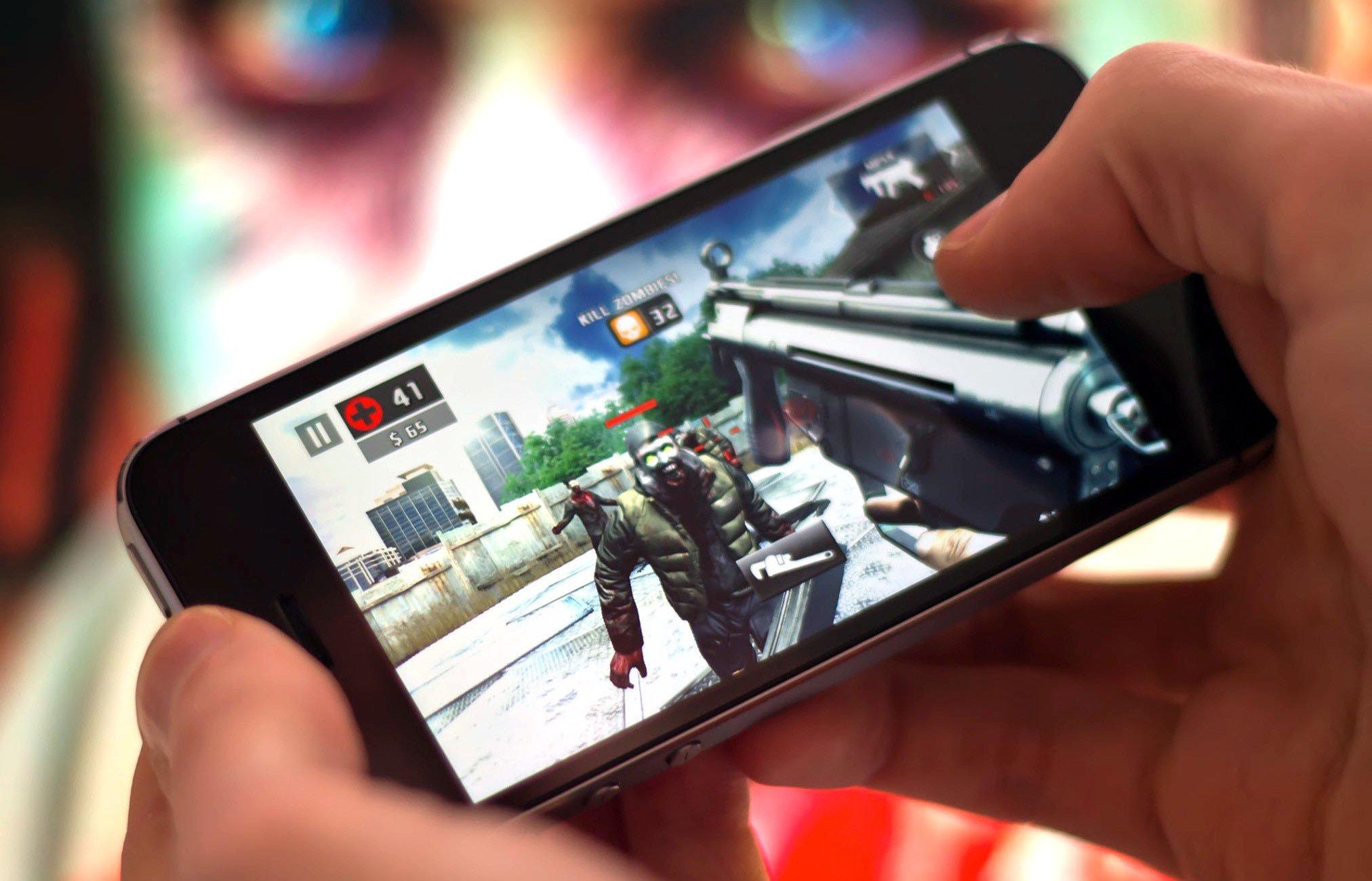 Новые игры на айфон 4