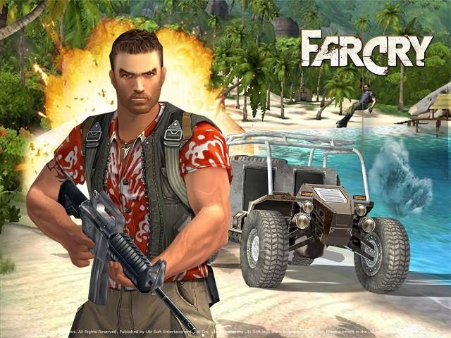 Обложка игрыFar Cry