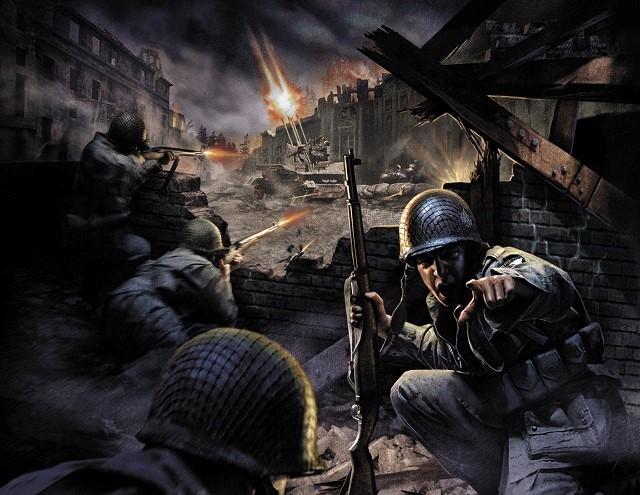 Иллюстрация к игреCall of Duty
