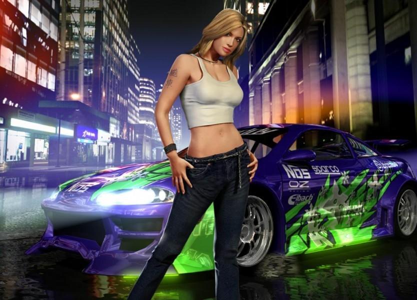Обложка игрыNeed for Speed: Underground