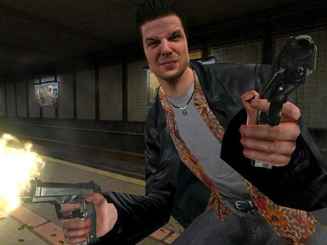 Скриншот геймплеяMax Payne