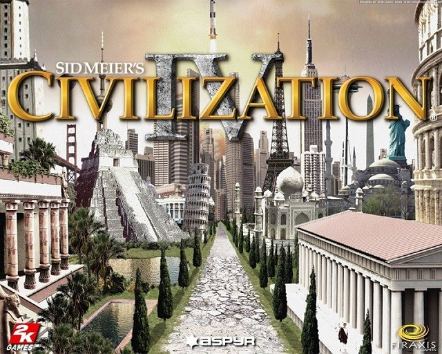 Официальная обложкаSid Meier's Civilization IV