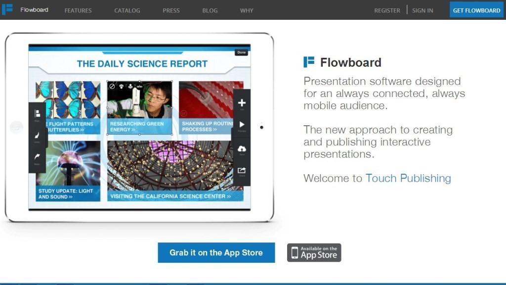Программа Flowboard