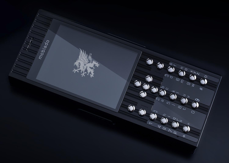 Внешний вид Sonim XP7 Mobiado Professional 3 AF