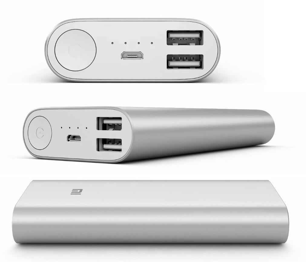 Внешний вид аккумулятора от компании Xiaomi