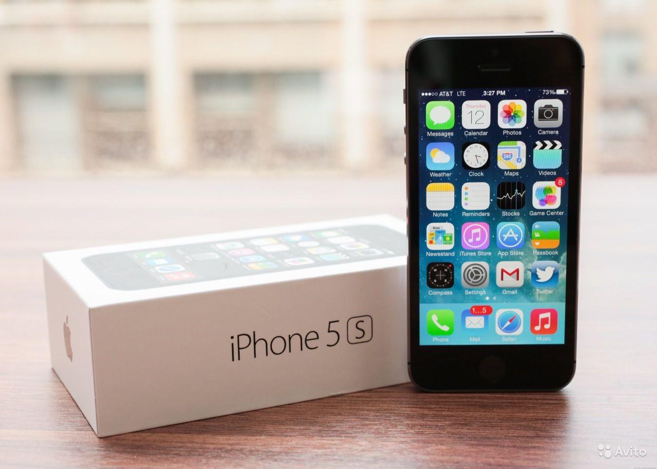 Стоит ли iPhone 5S в 2016