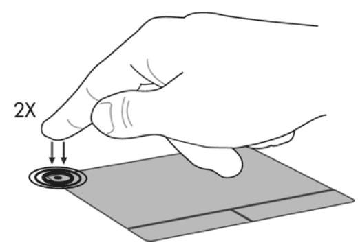 Отключение сенсора на ноутбуке НР