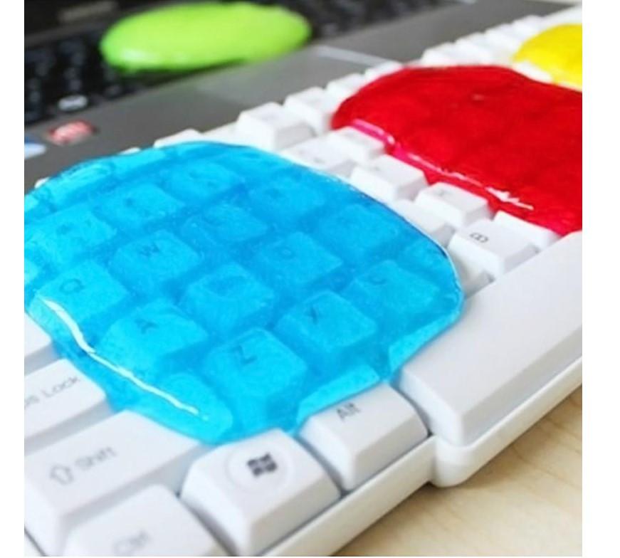 №2. Специальные резиновые насадки для очистки клавиатуры№2. Специальные резиновые насадки для очистки клавиатуры