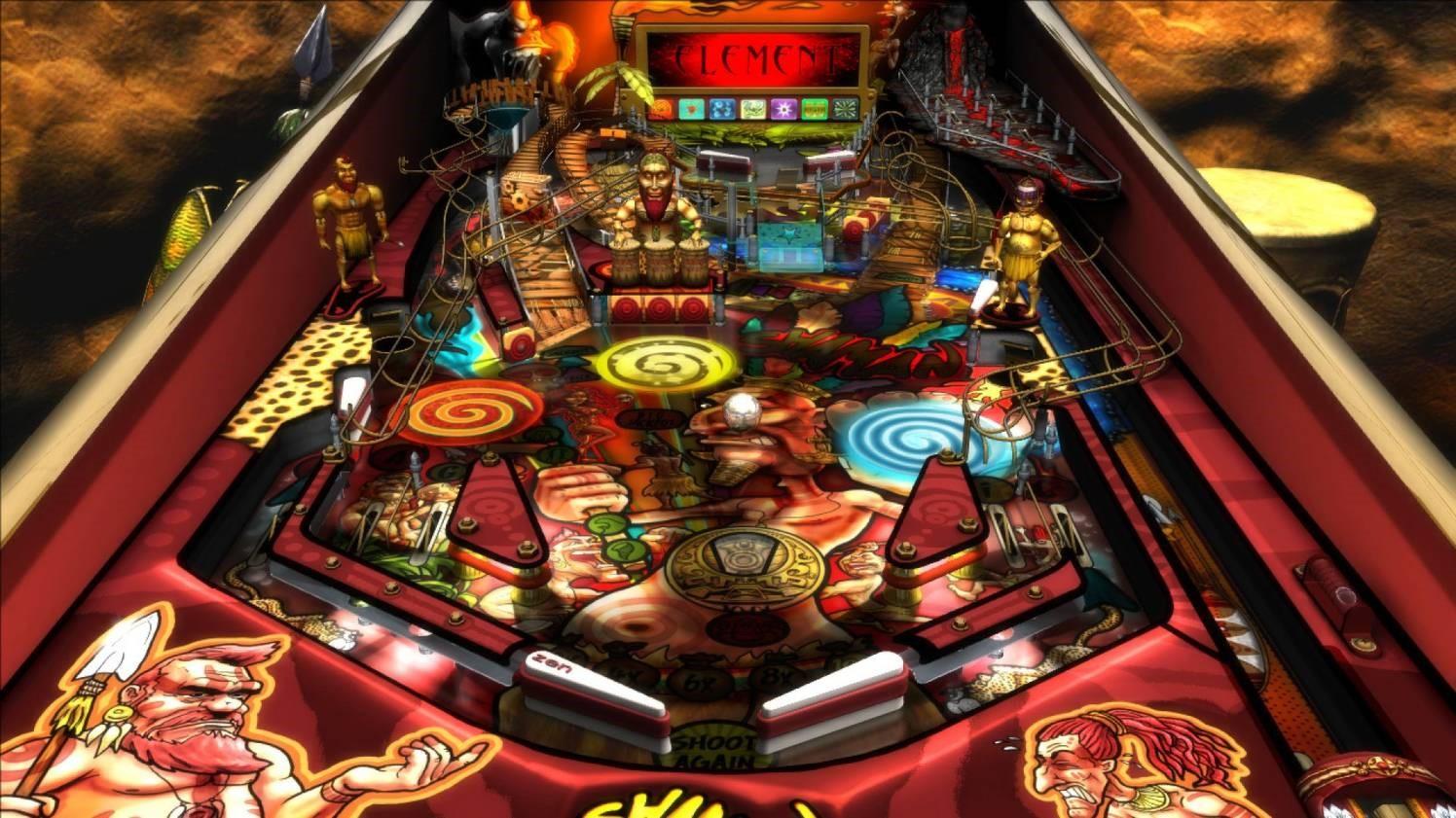 Игра Pinball FX 2