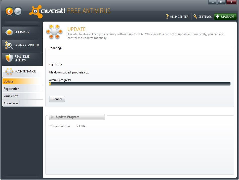 №15. Avast Free Antivirus