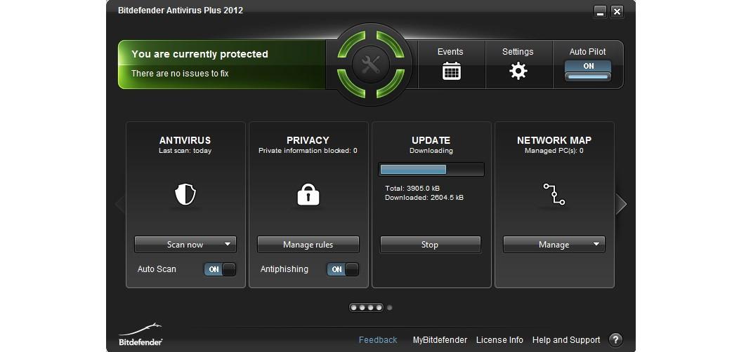 №8. Bitdefender Antivirus Free Edition