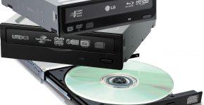Не найден необходимый драйвер для дисковода оптических дисков