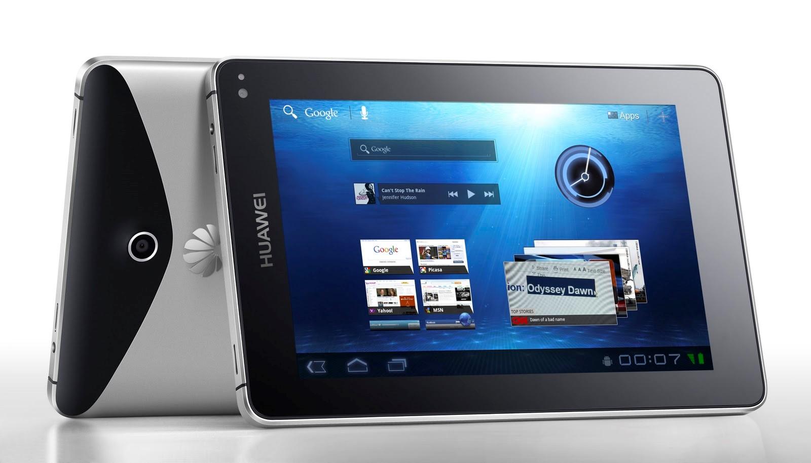 MediaPad от Huawei