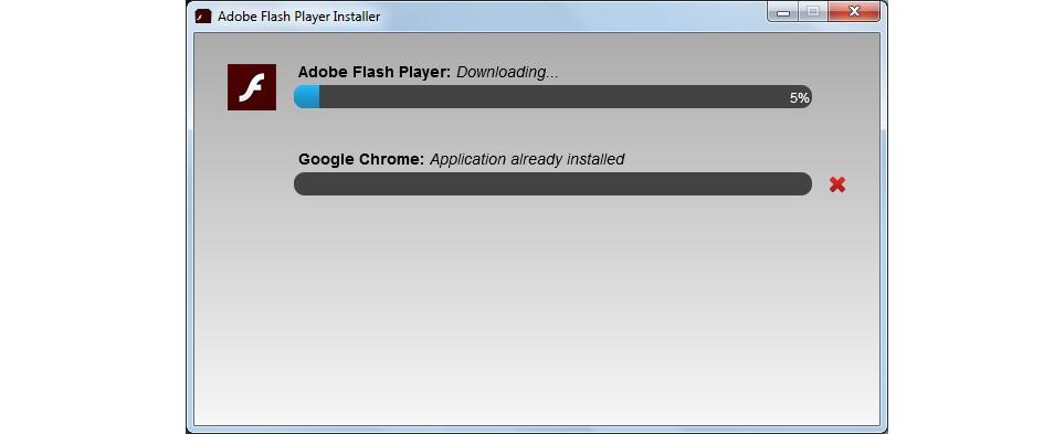 №5. Скачивание дополнительных файлов установки и браузера Google Chrome