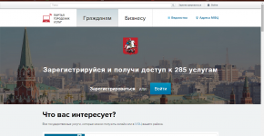 Пгу.мос.ру электронный дневник