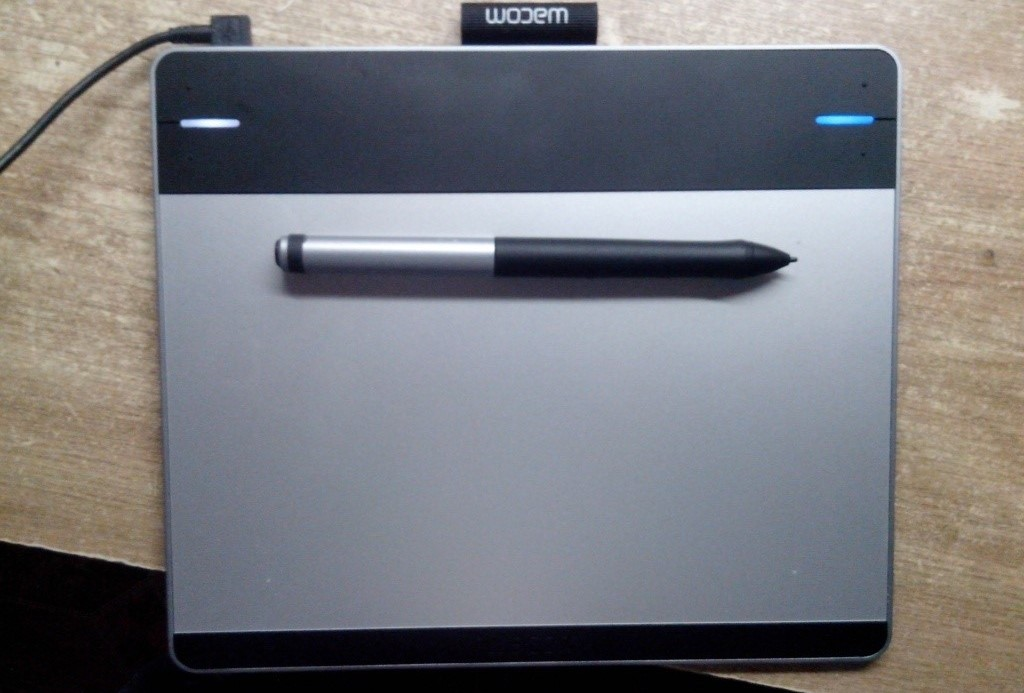 Модель Wacom Intuos Pen Small