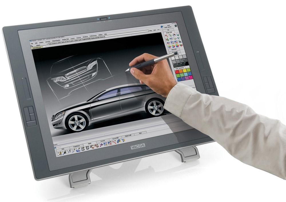 Графический планшет Wacom Cintiq 21UX