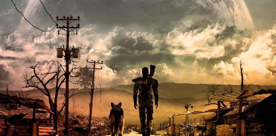 №1. Fallout 4