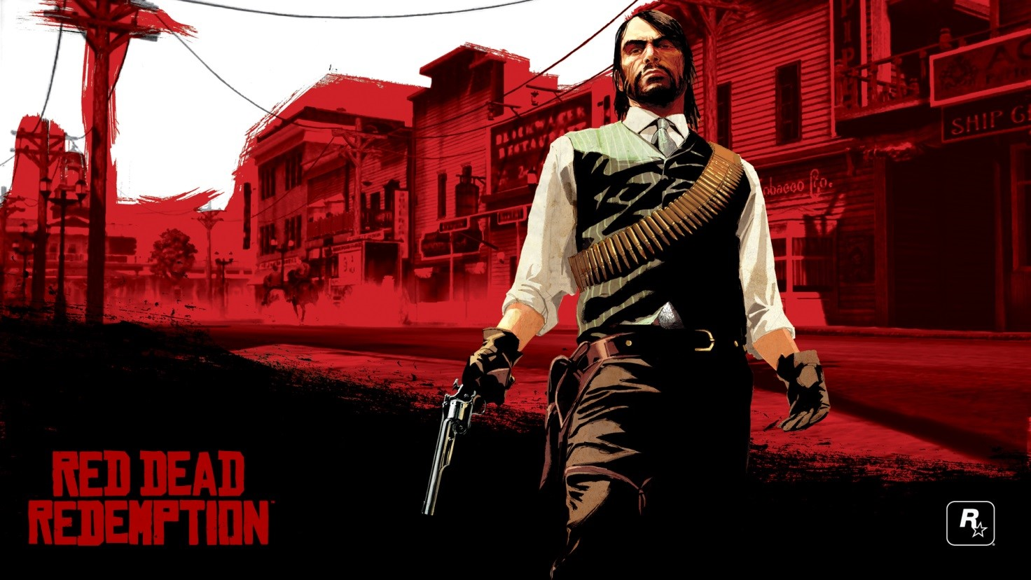 №2. Red Dead Redemption