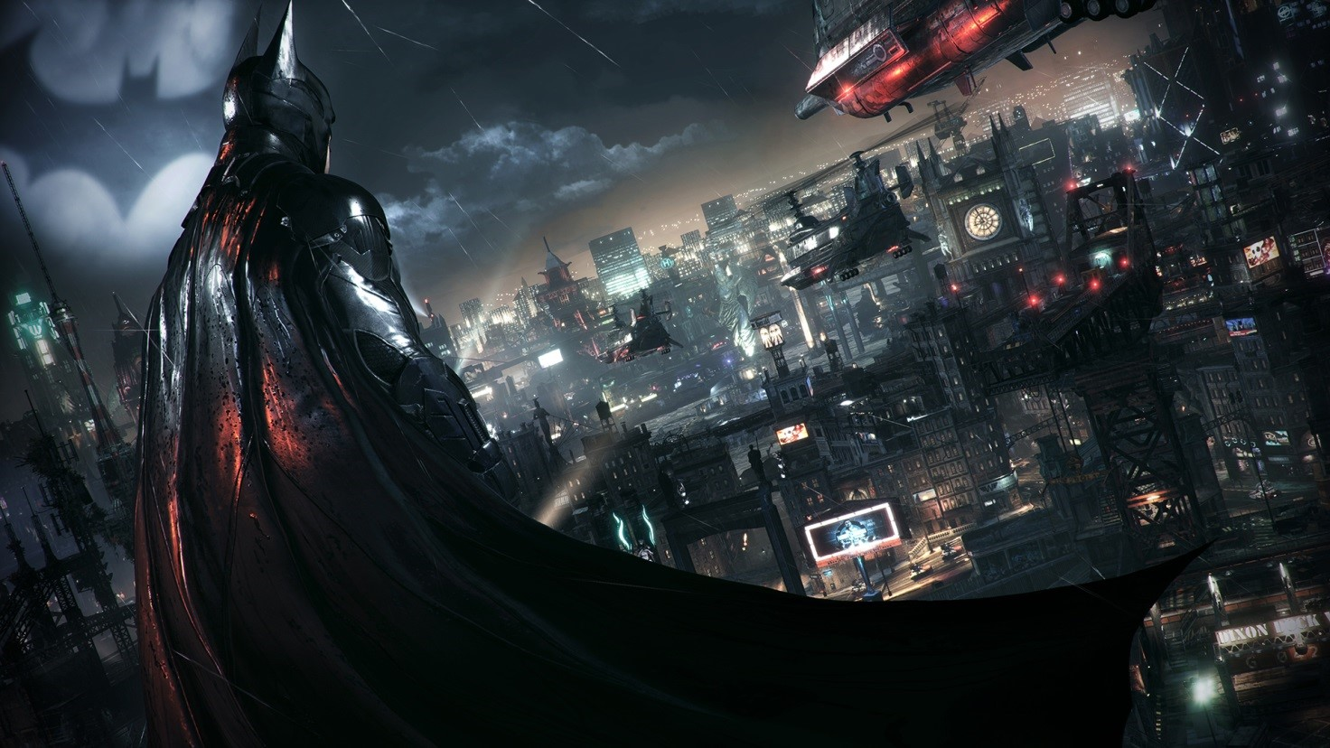 №3. Batman: Arkham Knight