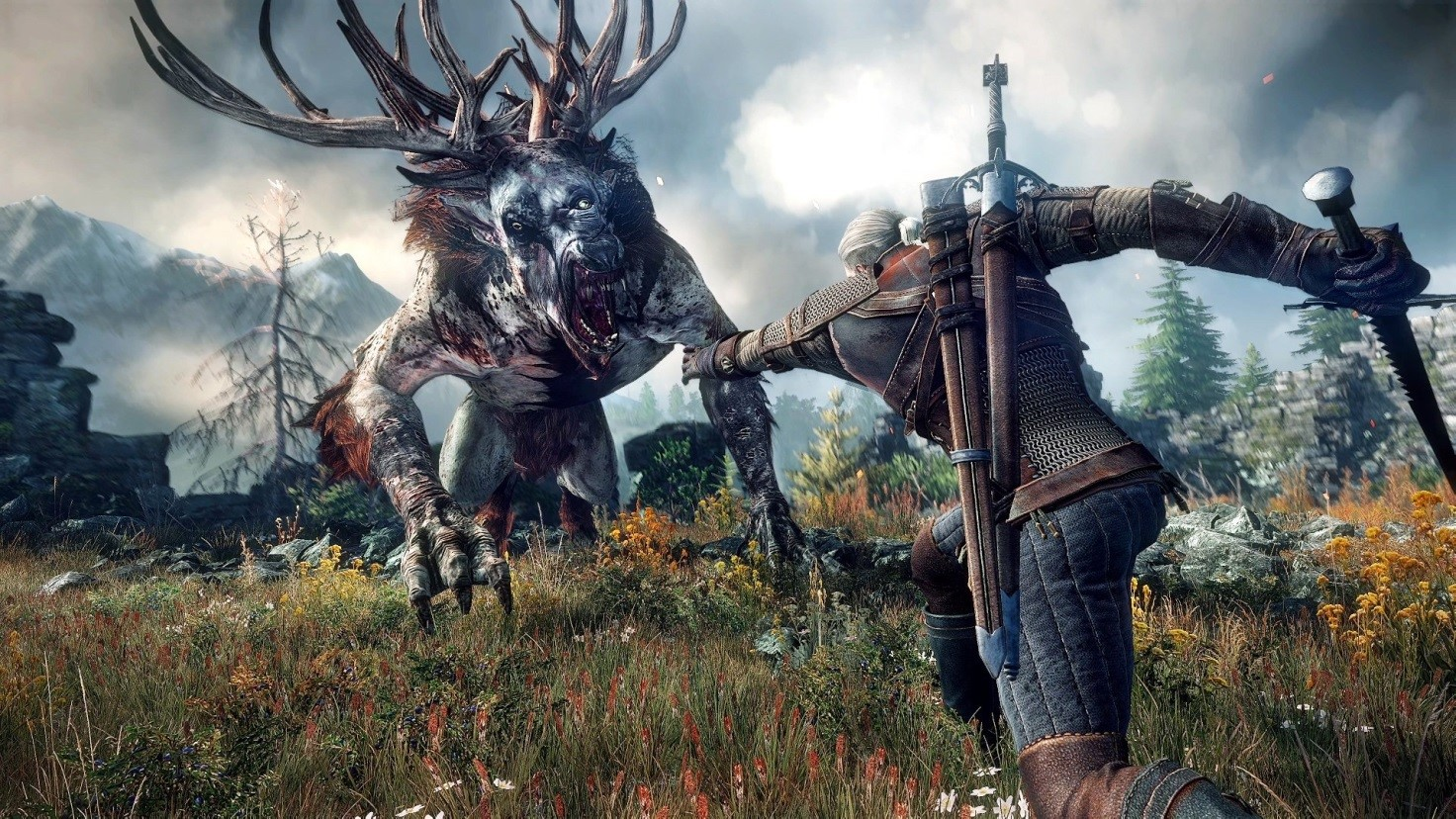 №9. The Witcher 3: Wild Hunt