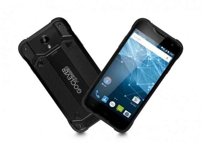 Рис.7 – смартфон Quantum 2 500 от GoClever