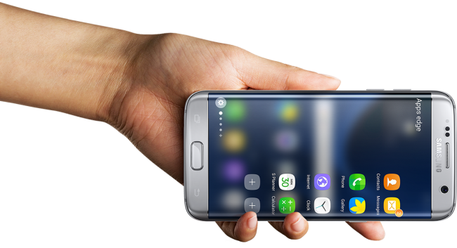 Рис. №1. Samsung Galaxy S7 EDGE