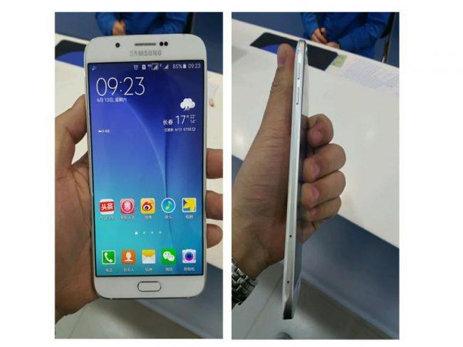 Рис. №5. Samsung Galaxy A8