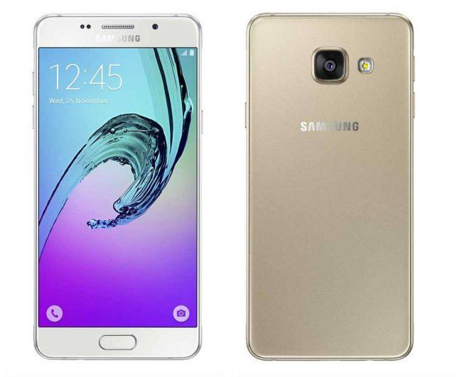 Рис. №4. Samsung Galaxy A9