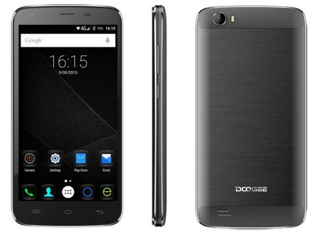 Рис.4 -внешний вид смартфона T6 Pro