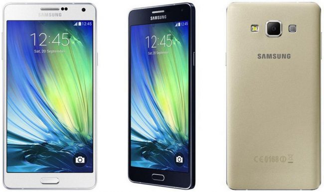 Рис. №6. Samsung Galaxy A7