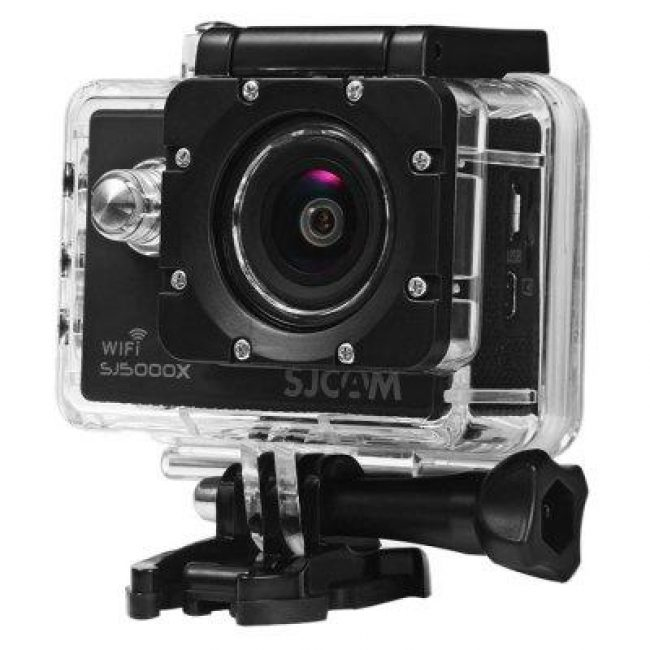 Рис.6 – внешний вид камерыOriginal SJCAM SJ5000X