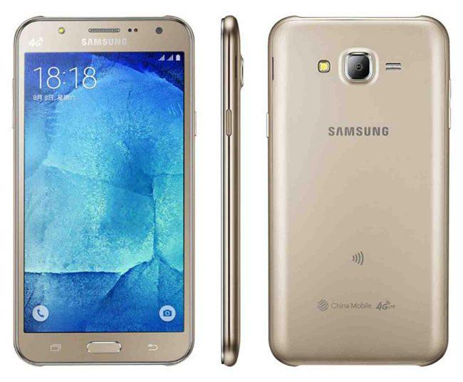 Рис. №9. Samsung Galaxy J7