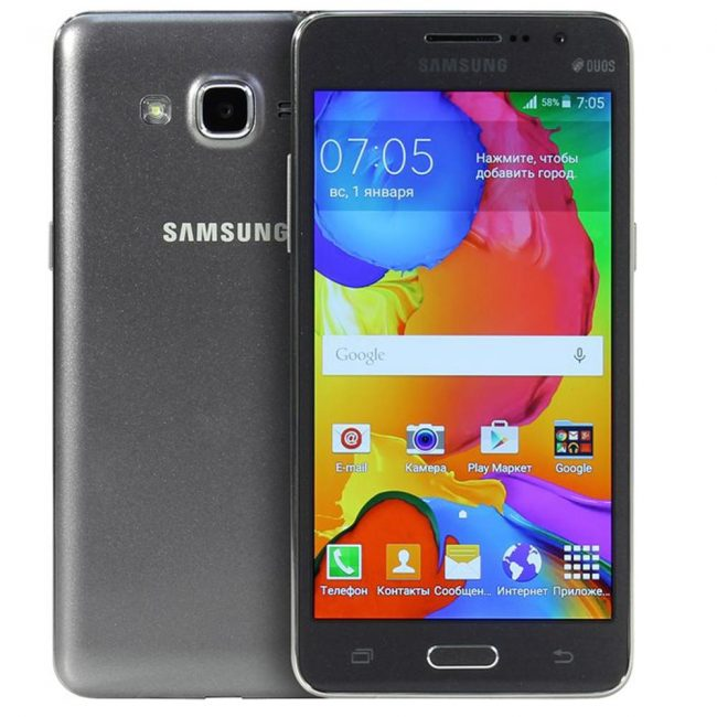 Рис. №10. Samsung Galaxy Grand Prime SM-G531H