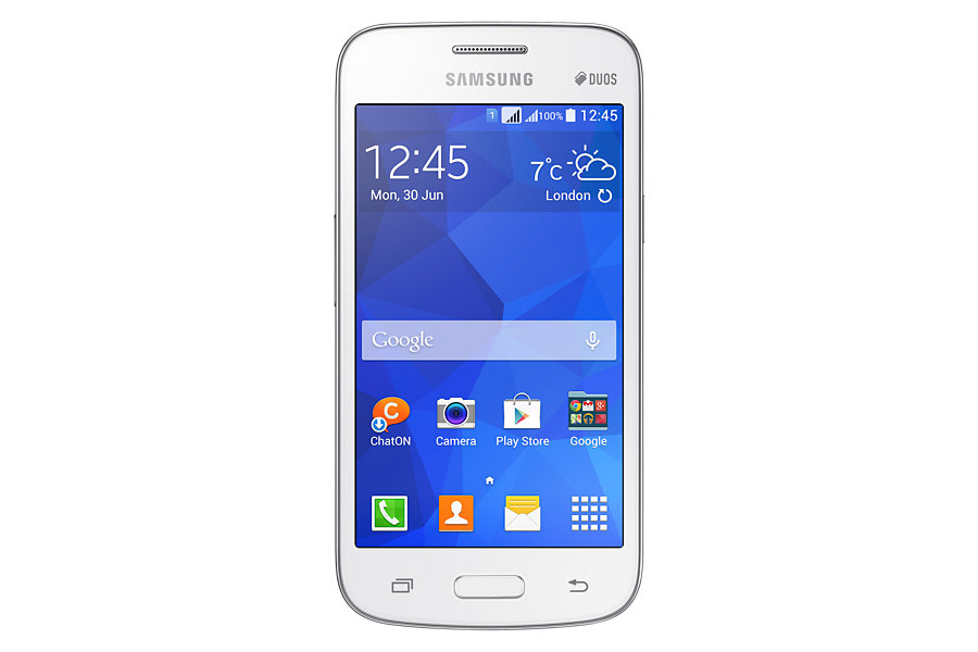 Рис. 12. Samsung G350E Galaxy Star Advance